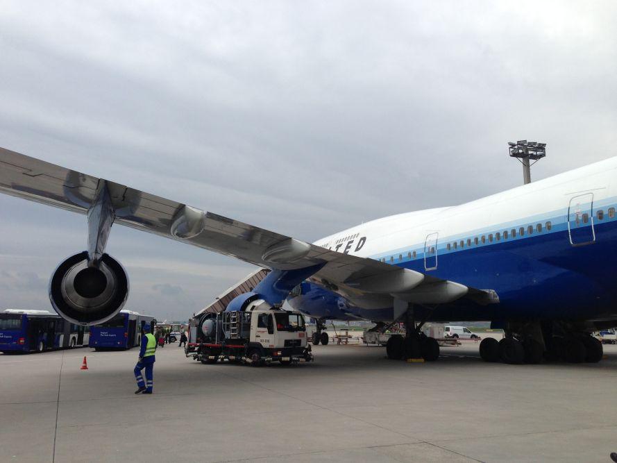 Flug San Francisco Frankfurt Ankunft