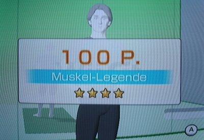 Muskel-Legende