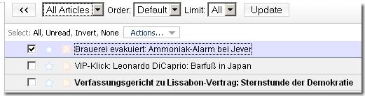 Amok-Alarm bei Jever